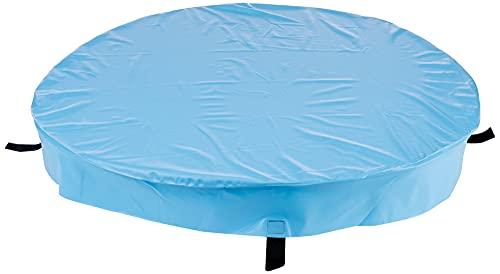 Trixie 39485 Abdeckung für Hundepool # 39481, ø 80 cm, hellblau
