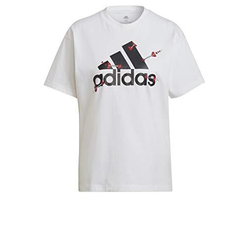 adidas Camiseta Modelo W Valentine G T Marca