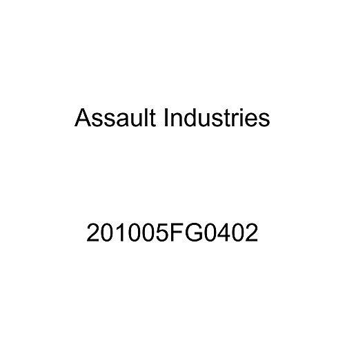 Assault Industries 201005FG0402 Hellfire V2 Grill, blau