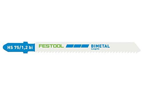 Festool Stichsägeblatt HS 75/1,2 BI/5 – 204270