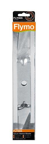 Genuine Flymo 5127734-00 Lame de tondeuse à gazon Métal 32 cm (Import Grande Bretagne)