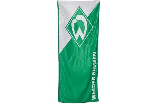 Flaggenfritze Hissflagge Werder Bremen - 120 x 300 cm