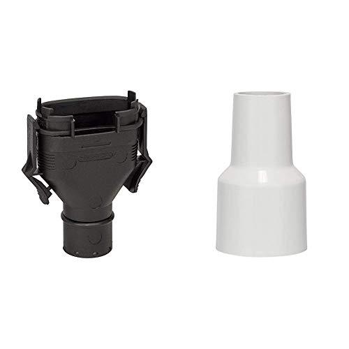 Bosch Professional Adapter für Staubbeutel für Exzenter-, Schwing- und Multischleifer & Professional Anschlussstutzen (Ø 25-35, für Allzwecksauger)