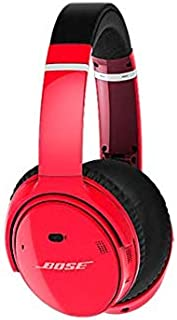 Bose QuietComfort 35 II Wireless Noise Cancelling Headphones - Limited Edition Red