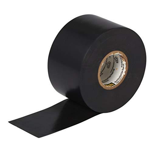 3M スコッチ スーパー88 ハーネステープ 黒色 38mmX0.22mmX13m 電気絶縁