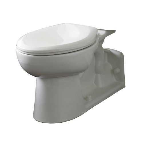 Yorkville Right Height Elongated Pressure-Assisted Toilet Bowl