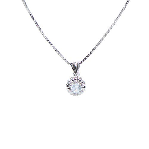 Likass Damen 925 Silber Halskette Silberanhänger,Beste Wahl Für Ihr Valentinstaggeschenk, Neujahrsgeschenk, Jahrestagsandenken,Symbol Der Liebe-Die Sonne