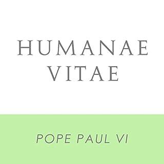 Humanae Vitae: Encyclical Letter of Supreme Pontiff Paul VI audiobook cover art