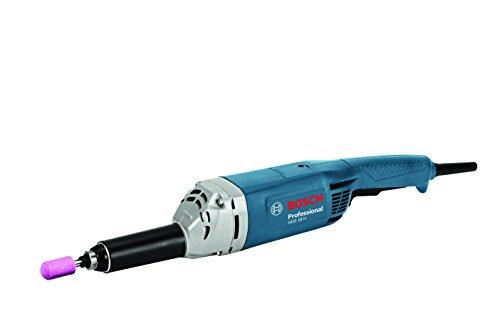 Bosch Professional Geradschleifer GGS 18 H (1.050 Watt, 230 Volt, Spannzange mit Spannmutter 8 mm, Maulschlüssel SW 14, Maulschlüssel KW 22, im Karton)