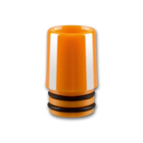Mundstück InnoCigs eGo Aio für E-Zigarette aus Kunststoff in orange 5er-Pack