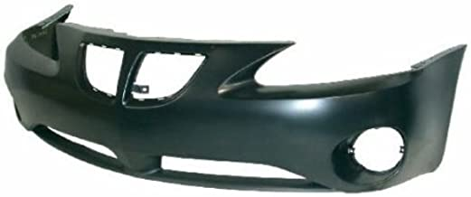 FRONT BUMPER COVER - PONTIAC GRAND PRIX 2004-2008 UPPER AND LOWER EXCLUDES GTP NEW