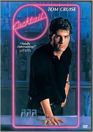 Cocktail, Super 8 MM Cassette Movie, Tom Cruise, Elisabeth Shue