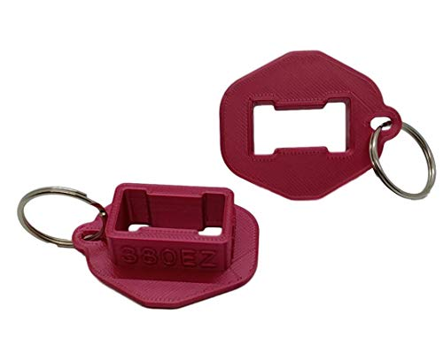 Magazine Loader for Smith & Wesson M&P 380 Shield EZ - 2 Pack - Pink
