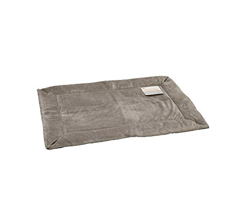K&H Pet Products Self-Warming Crate Pad Gray Medium 21 X 31 Inches