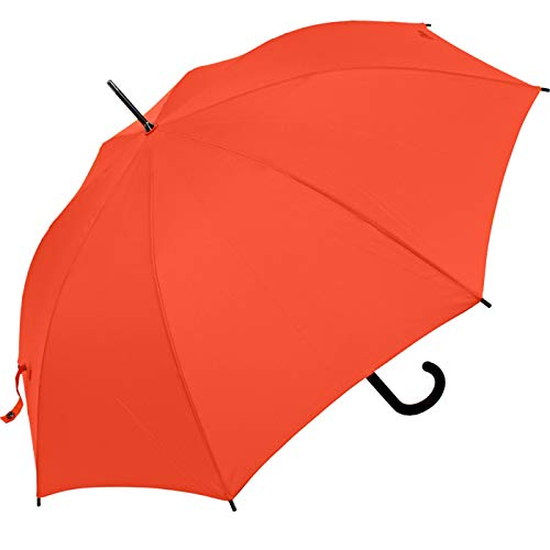 s.Oliver Stockschirm - Regenschirm City Spicy orange