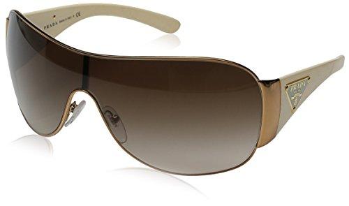 61c236b7480b Prada 36897 ZVA6S1 Brown 57ls Zva6s1 Sunglasses - Shoes   Style