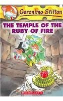 The Temple of the Ruby of Fire (Geronimo Stilton) by Geronimo Stilton (2004-12-01)