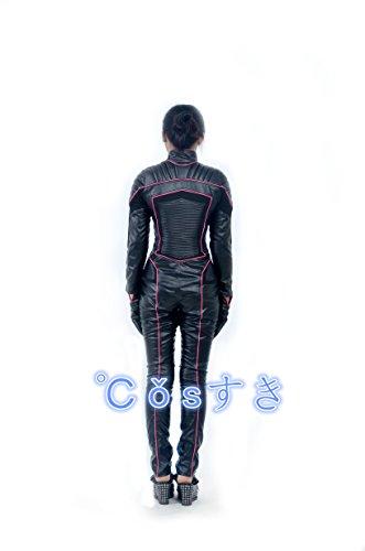 『X-Men Shadowcat X-メン エックスメン コスプレ衣装 アニメ コスチューム Cosplay イベント パーティー 変装』の3枚目の画像