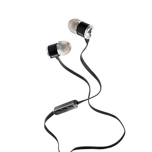 Focal Spark Black Intraaural Dentro de oído Negro - Auriculares (Intraaural, Dentro de oído, Alámbrico, 20-20000 Hz, 103 dB, Negro)