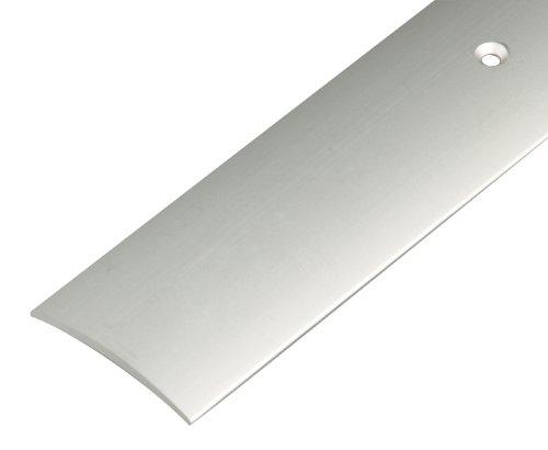GAH-Alberts 475260 Übergangsprofil, Aluminium, 1000 x 40 mm, silberfarbig eloxiert