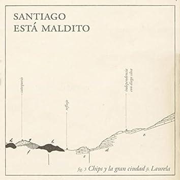 Santiago Está Maldito (feat. Laurela)