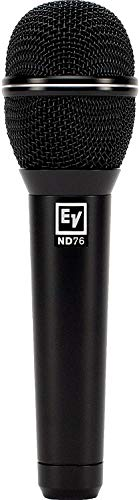 Electro-Voice ND76 Micrófono Vocal cardioide dinámico