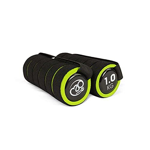 Fitness-Mad Hanteln Pro, grün grün Grün 1 kg