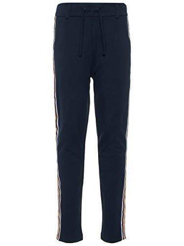 Name It Nkfirida Normal Pant Noos Pantalon, Bleu (Dark Sapphire Dark Sapphire), 92 Fille