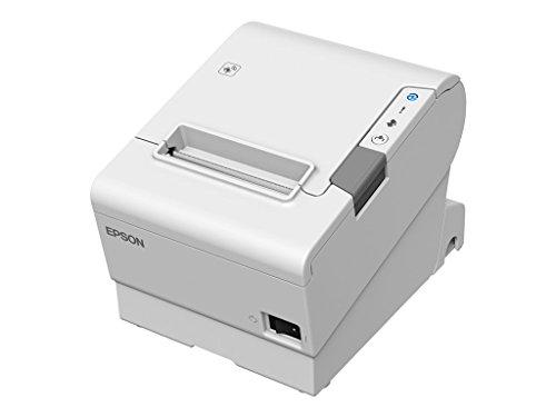 Epson TM-T88VI (101) POS- Thermodrucker (180 x 180 DPI, USB Typ-B, Ethernet, NFC, RS-232, USB 2.0, Wireless, LAN, 180 x 180 DPI)