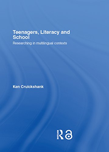 Teenagers, Literacy and School: Researching in Multilingual Contexts (English Edition) PDF Books