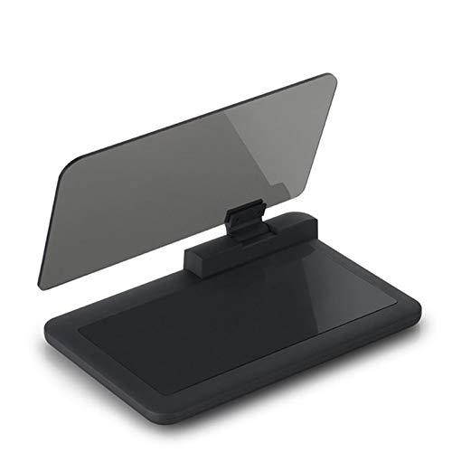 BianchiPatricia Universal Car Mobile GPS HUD Navigation Head Up Display Phone Holder Bracket