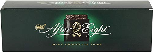 AFTER EIGHT Dark Mint Chocolate Thins Box 300g