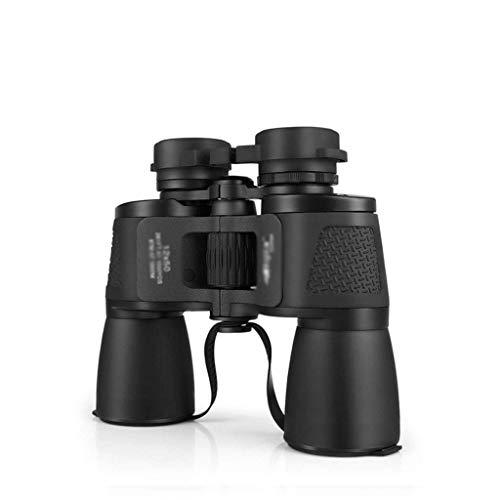 ZHWYD 12x50 verrekijker volwassen helder licht visie compacte HD verrekijker vogels kijken tour concert