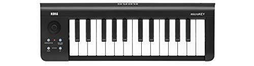 korg midi keyboards Korg, 25-Key Midi Controller (MKEYAIR25) (Renewed)