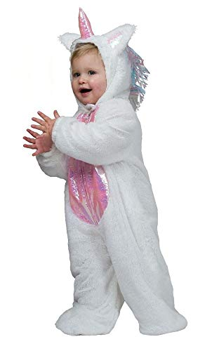 Das Kostümland Baby Einhorn Kostüm für Kinder - Gr. 104