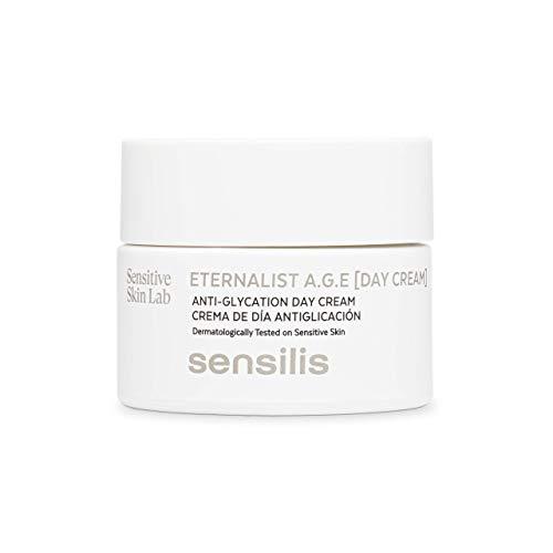 Sensilis Eternalist - Crema de Día Antiglicación y Redensificante, para Pieles Maduras o Muy Secas, 50 Mililitros