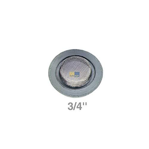 LUTH Premium professionele onderdelen rubberen afdichting met zeef voor was- en vaatwassers 15x26mm Ø Bosch Siemens 00027780 027780
