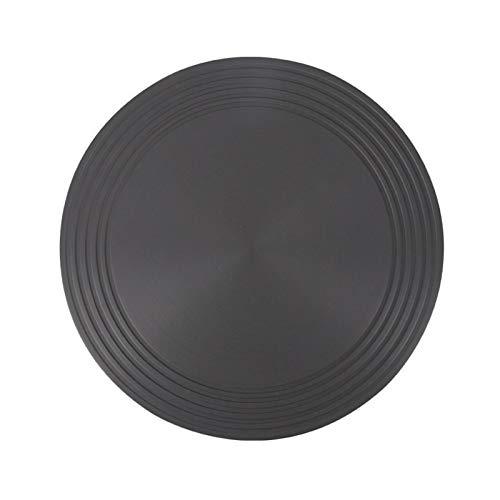 jieyun Plaque de conduction de chaleur pour poêle, plaque de décongélation thermique, diffuseur de chaleur,...