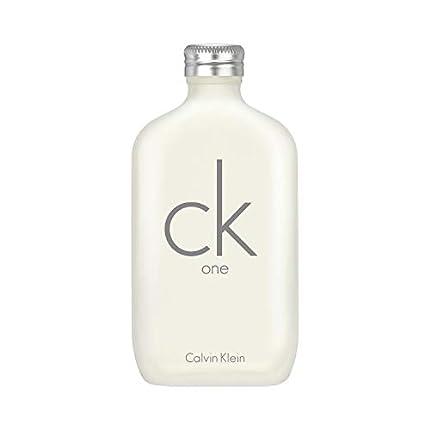 Calvin Klein CK ONE, Agua de tocador para hombres - 200 ml.