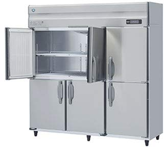 ホシザキ 業務用冷蔵庫 HR-180LA3-ML ワイドスルー