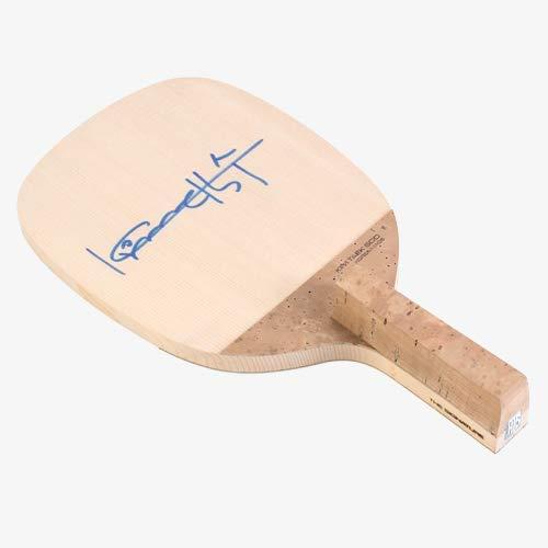 TMOUNT Kim TAEK SOO Signature - Performance Table Tennis Blade - Professional Ping Pong Paddle - Japanese Style Penhold Blade - Made in Korea