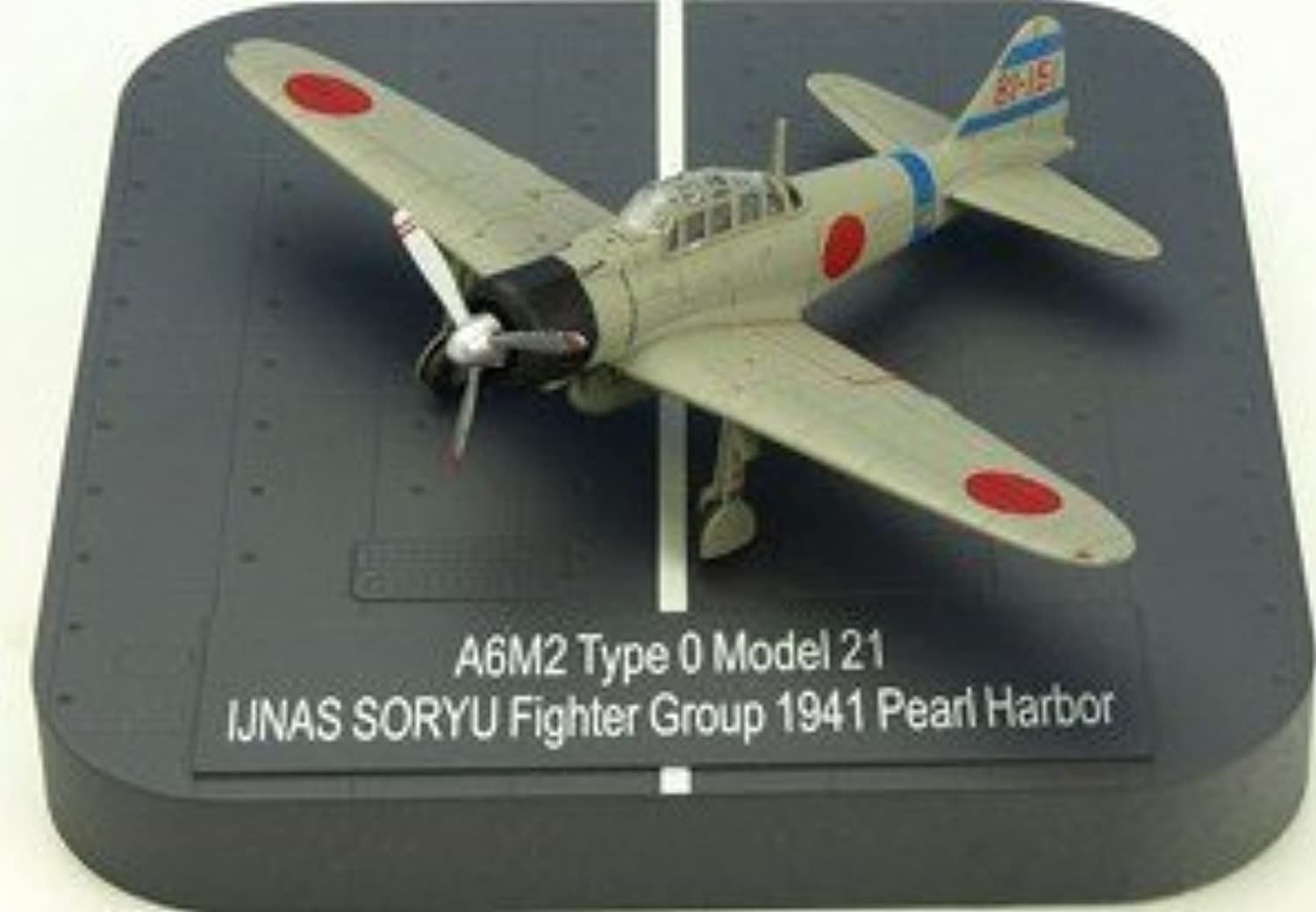 X PLUS A6M2 Zero Model 21 IJNAS SORYU Fighter Group BI151 1941 Pearl Harbor (Japan import   The package and the manual are written in Japanese)