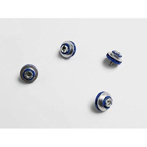 Vivi Audio® 4x Festplatten-Montageschrauben für HP 6000 6005 Pro, 8000 8100 8200 Elite DC7800 7900