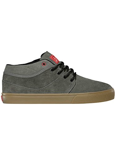 Globe Mahalo Mid, Herren Sneaker grau Charcoal/gris 5.0