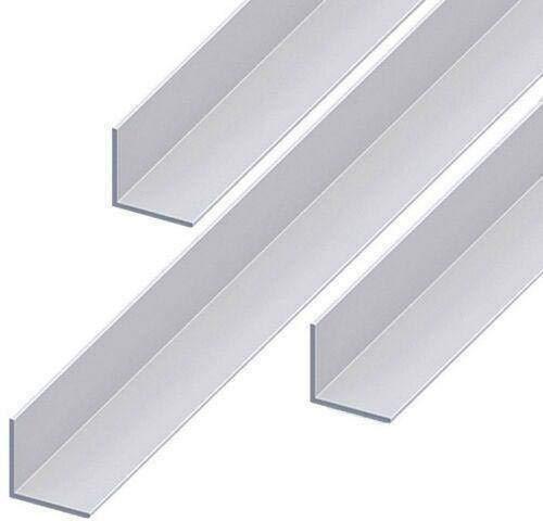 Aluminium Winkel Aluwinkel Walzblankes Aluprofil Winkelprofil (60x60x2 mm - 2000 mm)