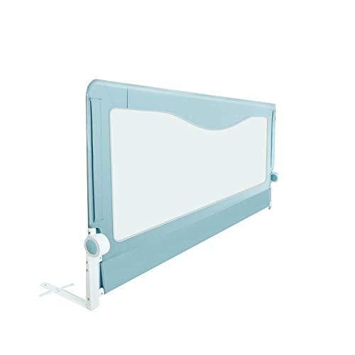 Rail Gris très Grand Bleu de lit pour des Enfants en Bas âge, Pliable pour Le Rail de Garde de lit de bébé d'enfants