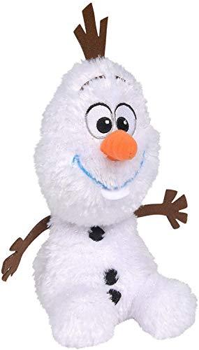 Olaf Simba Disney Frozen 2 - Peluche (15 cm)