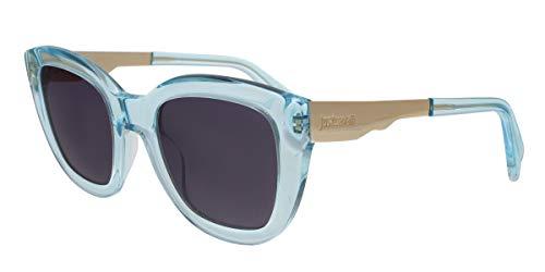 Just Cavalli Sonnenbrille JC754S 84A 50 Gafas de sol, Azul (Blau), 50.0 para Mujer