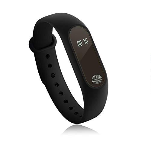 XZYP M2 Fitness Tracker HR, AktivitäTs-Tracker-Uhr Mit Pulsmesser, Wasserdichtes Smart Fitness-Band Mit SchrittzäHler, KalorienzäHler, SchrittzäHler-Uhr FüR Android IOS