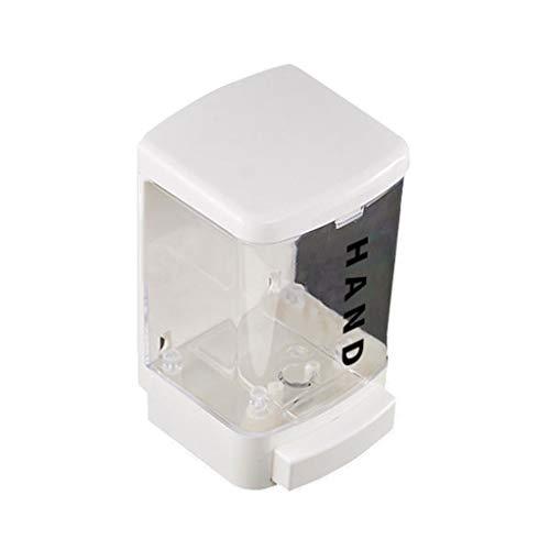 Dispensador de jabón para ducha Soap Box de gran capacidad del hotel Hospital Escuela Hogar de pared Manual de botella de la mano dispensador del desinfectante del dispensador del jabón Hotel, aseo